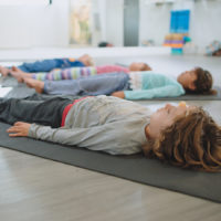 Mindfulness for children.